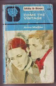 anne mather vine cover very love story vine romancevine booksromancesart