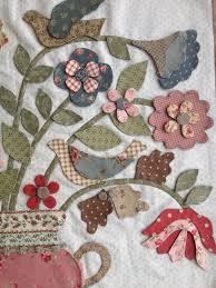 836 best Applique Quilts images on Pinterest   Appliques, Flower ... & MEZILEKCE inspirace - aplikace květin aj.   Patchworkové vzory ručně Články    Strana 7  . Applique QuiltsQuilt ... Adamdwight.com
