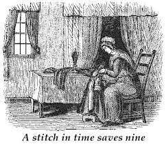 on a stitch in time saves nine essay on a stitch in time saves nine