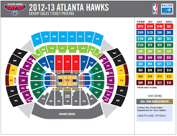 State Farm Arena 3d Seating Chart 66 Prototypical Atlanta Hawks Arena Seating Chart