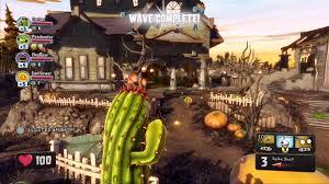 Plants vs Zombies Garden Warfare 04