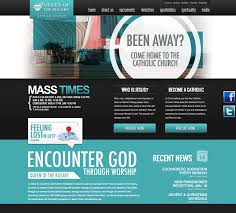 Web Designs For Churches Squarespace Church Websites Custom Church Website Design