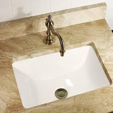 undermount bathroom sink round. Rectangular Sinks For Bathroom : Nice Interior Design With White Undermount Sink Combine Round