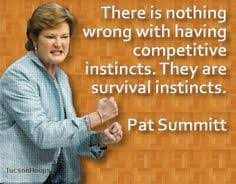 Pat Summitt Quotes Fascinating Game On Pat Summitt On The Fight Of Her Life Fitness Motivation