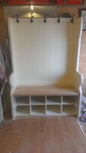 Coat And Shoe Rack Pew coat and shoe rack 52