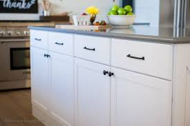 Kitchen Cabinet Budget New Kitchen Hardware 48 Budget Friendly Options The Harper House