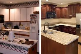 kitchen cabinet refacing cost good furniture net