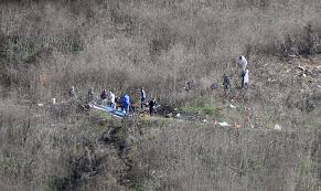 January 2020 helicopter crash resulting in the death of kobe bryant and his daughter gianna. Probe Of Kobe Bryant Crash Will Probably Focus On Fog Possible Mechanical Problems Experts Say Los Angeles Times