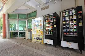 Joint Vending Machine Adorable Joint Host Offers A Great Variety Of Octopusenabled Vending