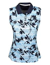 Callaway Ladies Size Chart Amazon Com Callaway Womens Performance Sleeveless Printed