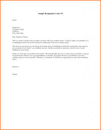 9+ free examples of resignation letters   Resign Letter Job