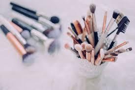 makeup brushes 3 free stock photo