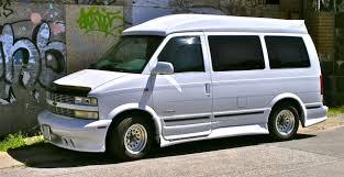All Chevy 95 chevy astro van : Chevrolet Astro Van