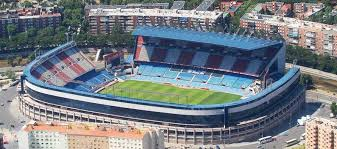 The brand new stadium for atlético de madrid is located outside of the city centre. Challenging The Behemoths The Welcome Rise Of Atleti