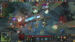 dota 2 5 vs 5 video dailymotion