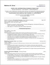 Psychologist Resume Awesome Psychology Resume Samples Good Resume Format Example