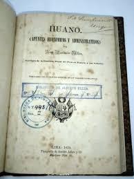 viaLibri ~ HUANO GUANO PERU LIMA JOSE ULLOA APUNTES ECONOMICOS MEGA RARE  1st Ed 1859