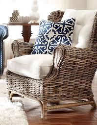 Indoor Wicker Chair Cushions Aloinfo aloinfo
