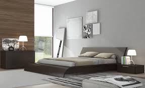 Modern Sleigh Bedroom Sets Sleek Bedrooms With Cool Clean Lines
