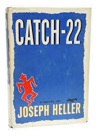 catch 22 first edition joseph er 1st printing clic rare book 1961