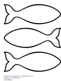 Small Fish Template Small Fish Templates Barca Fontanacountryinn Com