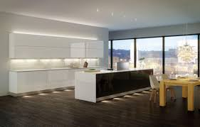 Plinth Lighting For Kitchens Warm It Up Cool It Down The Kitchen Think