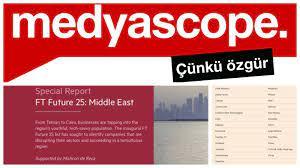 """Medyascope wurde von der Financial Times als eine der  """"Zukunftversprechenden 25 Firmen"""" nominiert - Medyascope"""
