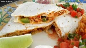 mexican food quesadilla. Interesting Quesadilla Pico De Gallo Chicken Quesadillas For Mexican Food Quesadilla