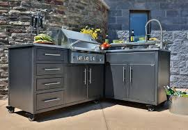 mobile outdoor kitchen modular stainless steel outdoor kitchen cabinets mobile mini outdoor kitchen