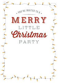 Company Christmas Party Invites Templates Office Party Invite Template Barrest Info