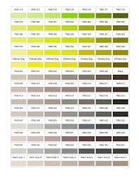 Pms Color Chart In Word And Pdf Formats Page 6 Of 11