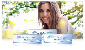 Acuvue Contact Colors Chart Contact Lenses For Common Vision Problem Acuvue Uk