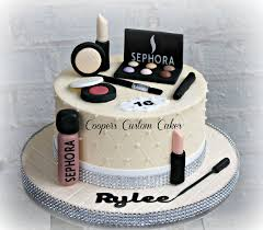 makeup cake on cake central