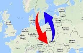Slovenská republika), är en republik i centraleuropa med gräns till polen, ukraina, ungern, österrike och tjeckien. Transport Sverige Slovakien Jpg