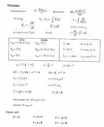 calc 2 formula sheet