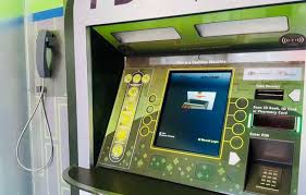 Pharmacy Vending Machines South Africa Gorgeous ATM Pharmacy To Cut Queues For South Africa's AIDS Patients