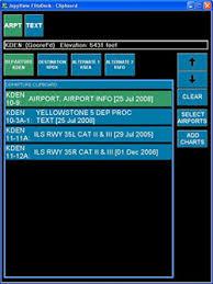 Aopa Charts Jeppesen Simplifies Flitedesk Terminal Chart Viewer Aopa