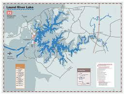 Nashville District Locations Lakes Laurel River Lake