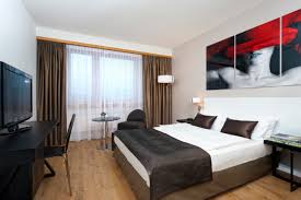 Airport Bed Hotel Wyndham Stuttgart Airport Messe Business Hotel Spacious Rooms