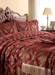 red brown and gold comforter sets burdy bedding inside remodel 18