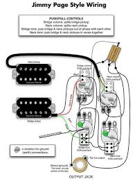 jimmy page wiring diagram gibson wirdig custom new gibson les paul jimmy page wiring harness bourns 500k pots