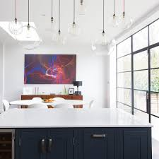 Kitchen Globe Lights London Light Colored Kitchen Contemporary With Shaker Style