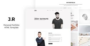 Resume Html Template Custom Resume CV Portfolio By QuomodoTheme ThemeForest