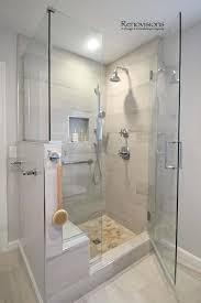 shower door ideas sensational best glass showers ideas on glass shower doors waterfall shower enclosures