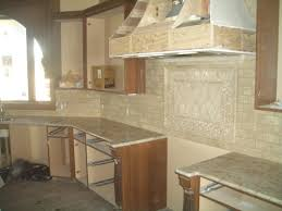 Travertine Kitchen Backsplash Image 1 Kitchen Tile Backsplash Kitchens And Full Size