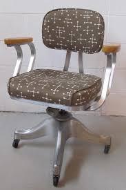 vintage office chair. vintage metal office chair home
