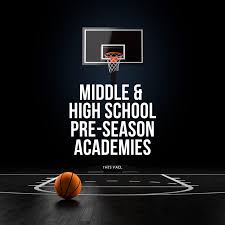 Revolution Basketball Training - Start thinking about pre-season prep!  Through our Middle and High School Pre-Season Academies, players can get  ready for tryouts, work on developing their skills, and work on being