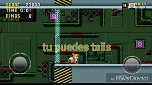 Final De La Muerte De Sonic Y La Venganza De Tails Youtube