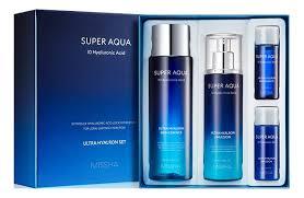 Купить <b>набор</b> для лица <b>Super</b> Aqua Ultra Hyalron <b>Set</b> I (эмульсия ...