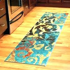 runner rugs 6 ft runner rug outdoor anding hallway rugs and runners cotton target